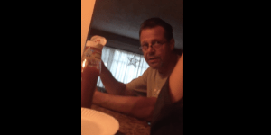 Angry Dad Loses His Shit After Son Deletes His Angry Birds App, Has Complete Meltdown