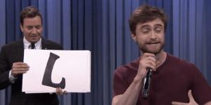 Daniel Radcliffe Raps 'Alphabet Aerobics' By Blackalicious, Is A Pretty Damn Good Rapper