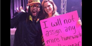 Some Lucky Kids Will Have No Homework For A Year Because Their Teacher Met Lil' Jon