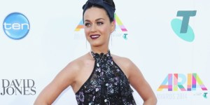 Katy Perry Forgot To Wear Underwear To Something Called The ARIA Awards