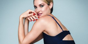 Shailene Woodley Is All Legs And Brutal Honesty For Her Sexy 'GQ' Cover Shoot