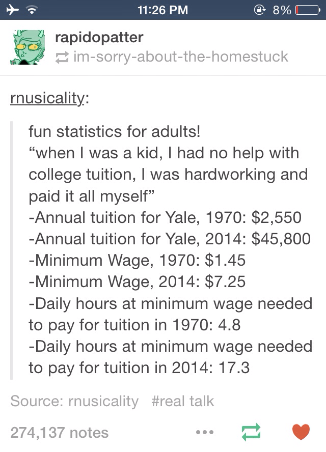 The Picture Jokes thread - Page 2 Tumblrs-greatest-hits-college-tuition