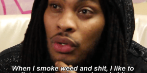 Exclusive: Waka Flocka Likes To Listen To 'Country Music And Shit' When He Smokes Marijuana
