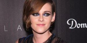 Kristen Stewart Wore A See-Through Dress Showing Off Her Bra Because She Just DGAF