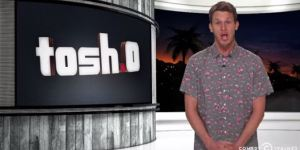 Daniel Tosh Went On The Most Hate-Filled Patriots Rant On 'Tosh.0′