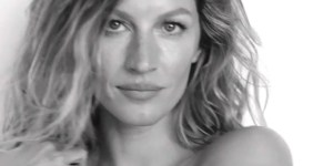 Gisele Bundchen Posed All Sexy And Topless To Sell Shoes, Because That Makes Perfect Sense