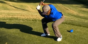 There's A Pro Athlete With A Worse Golf Swing Than Charles Barkley And HOLY SHIT It Is Bad (UPDATE)