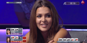 Watch A Very Sexy Miss Finland Go Toe-To-Toe With A Pro Poker Player And Bluff The Shit Out Of Him