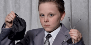11-Year-Old Schoolboy Banned From World Book Day Event For Dressing Like S&M-Loving Christian Grey