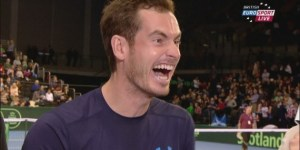 Andy Murray Accidentally Told The World That His Davis Cup Teammate Has A Side Chick On Live TV