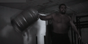 Rusev Posted A Video Of His WrestleMania 31 Workout And John Cena Is Probably Running Through Snow Hills Right Now