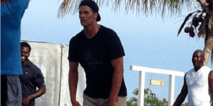 Michael Jordan And Tom Brady Played Pickup Basketball In The Bahamas, Jordan Talked A Ton Of Trash