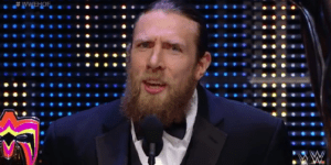 Daniel Bryan Gets Emotional In HOF Speech For Connor The Crusher 'Everything I've Done Is Fiction… It's Not Real'