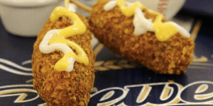Milwaukee Brewers Introducing Deep-Fried Nachos On A Stick, Because Yes We Can