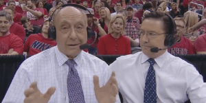 Dick Vitale Goes On Bizarre Rant Defending Disgraced Syracuse Coach Jim Boeheim