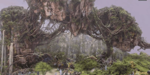 The First Look At Disney's 'Avatar' Theme Park Has Us Wanting To Drop Acid And Head To Pandora