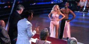 Judge On 'Dancing With The Stars' Is A MASSIVE Dick To Charlotte McKinney