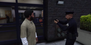 Someone Tried To Figure Out If All Of The Cops 'Grand Theft Auto V' Are Racist