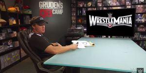 Jon Gruden Broke Down Film Of Wrestlemania Hopefuls And Andre The Giant