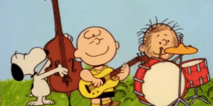 Charlie Brown And The Gang Shredding 'Stairway To Heaven' Is A Guaranteed Eargasm