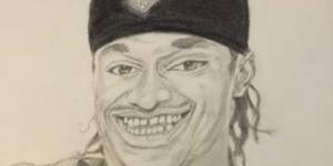 Would You Pay $350 For This Toothy Sketch Of Robert Griffin III?