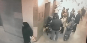 Stealth Pooper Drops Soggy Logs On Crowded Hospital Floor, Walks Away Undetected