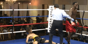 This 'Knockout Of The Year' Was One Of The Loudest, Most Brutal I've Ever Heard And Seen