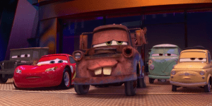 This 'Furious 7′ Mashup With Pixar's 'Cars' Is Too Perfect