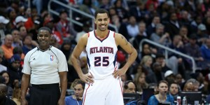 Hawks' Thabo Sefolosha Out For Season After Breaking Leg During NYPD Arrest