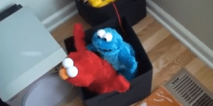 Watching Elmo And Cookie Monster Toys Hump Each Other Into Oblivion Is The Perfect Way To Ruin Your Childhood