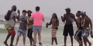 Watch This Guy Prank Bros On Spring Break By Pretending They Met On Grindr