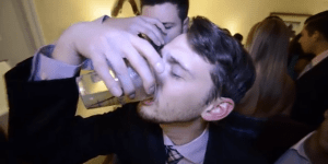 Alpha Epsilon Pi At UMass Took Over Montreal For Their Spring Formal And The Footage Is INSANE