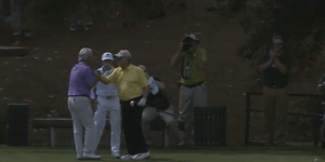 75-Year-Old Jack Nicklaus Is Not Human, Hits Hole-In-One At The Masters