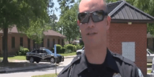 Cop Caught On Camera Chasing Kids Goes Viral Because It's Awesome