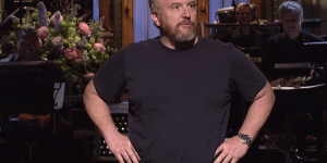 SNL: Louis C.K. Did A Brutally Honest Monologue About Racism, The Middle East And Pedophilia That Made People Livid
