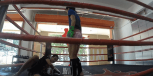 PRANKS: Muay Thai Champion Pretends To Be 'Nerdy Girl,' Promptly Obliterates Trainers At Gym