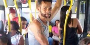 That Moment You Freak Out Because Hugh Jackman Is On Your Bus But Then…