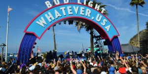 Greetings From Bud Light's Whatever USA, With Surprise Performances By Snoop Dogg, G-Eazy, Girl Talk, And Lil Jon