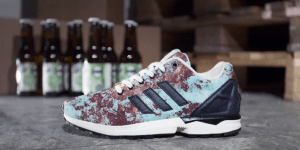 Adidas Launches Beer-Inspired Sneakers Paired With Limited Edition Craft Beers From Stockholm