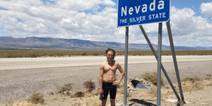 Meet The Real-Life Forrest Gump: Barclay Oudersluys Is Running 3,200 Miles, From California To Maine
