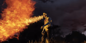 GTA V Mods Continues To Get Weirder, You Can Now Murder People As A Fire-Breathing Zombie