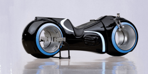 You Could Have Owned This Badass Lightcycle From 'Tron: Legacy' For Just $77,000