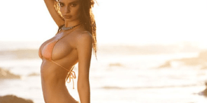 Celebrate Mesmerizing Emily Ratajkowski's 24th Birthday With Her 24 Hottest Instagram Pics