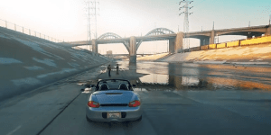 This GTA V In Real Life Is So Perfect In Every Carjacking And Gun-Toting Detail