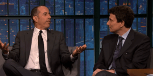 Jerry Seinfeld Rails Against Political Correctness, Explains Why He Doesn't Perform At Colleges