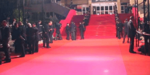 Get A Load Of These People Having Sex On The Red Carpet At Cannes