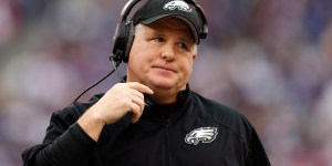 The Philadelphia Eagles Are Blasting Taylor Swift At OTAs, Because That's What Chip Kelly's Offense Does!