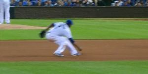 Alcides Escobar Made A Miraculous Barehanded Play, Should Probably Throw Away His Glove