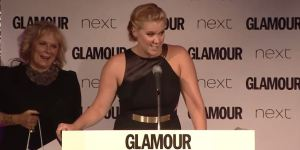 Amy Schumer: I'm 160 Pounds But 'I Can Catch A Dick Whenever I Want'