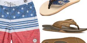 A Beach Bro's Summer Style Guide: The Best Board Shorts And Flip Flops On The Market